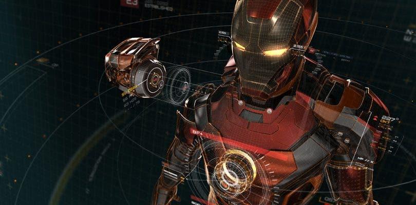 Iron Man podría lucir una nueva armadura en Avengers: Infinity War