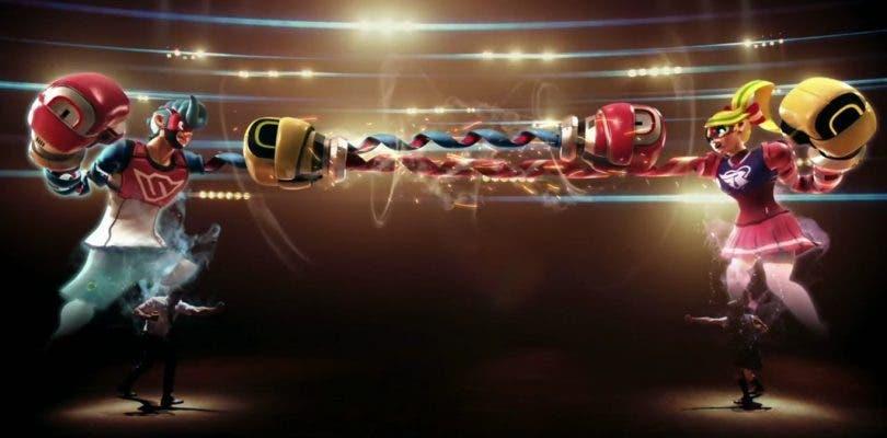 Se filtra una imagen con los posibles nuevos personajes de ARMS