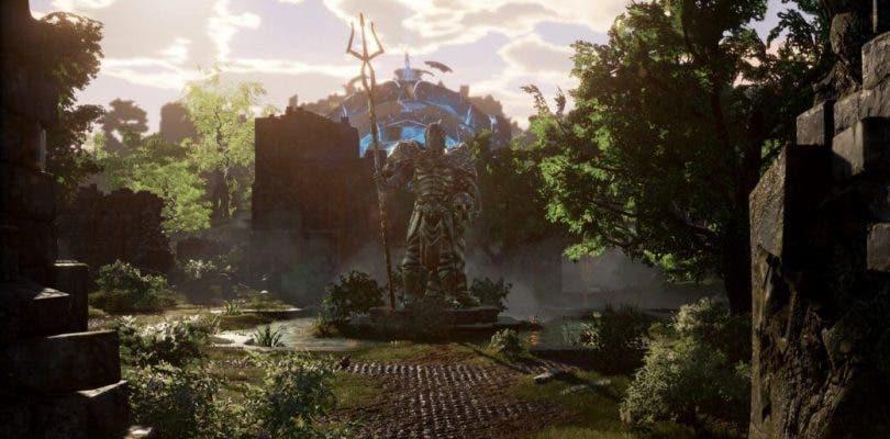 Intrepid Studios luce el progreso del desarrollo de Ashes of Creation