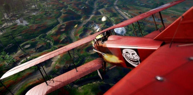 Listado provisional del parche de mayo de Battlefield 1