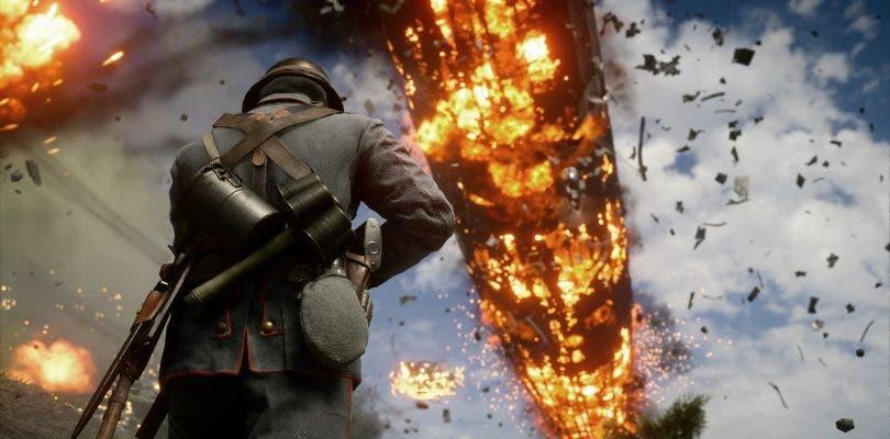 Battlefield 1 recibe la actualización de mayo