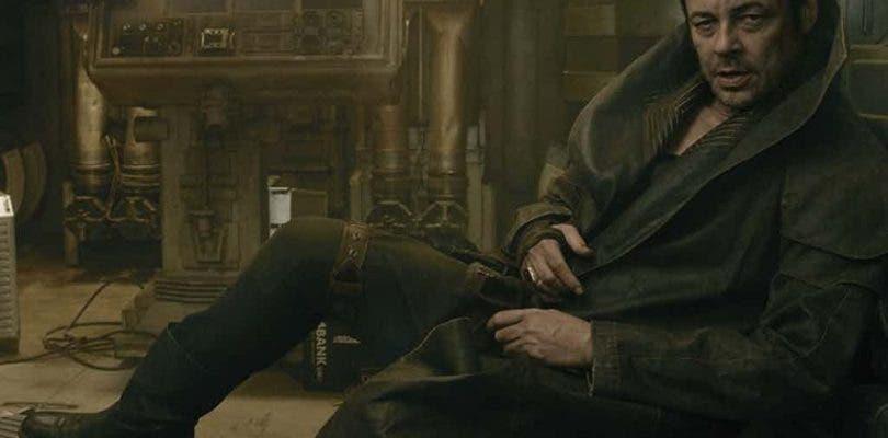 Benicio del Toro no será Ezra Bridger en Star Wars: Los Últimos Jedi