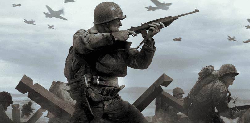 Primeras impresiones de la beta cerrada de Call of Duty: WWII
