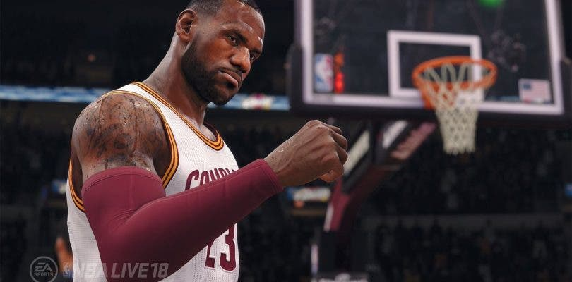 Filtradas capturas y gameplay de NBA Live 18