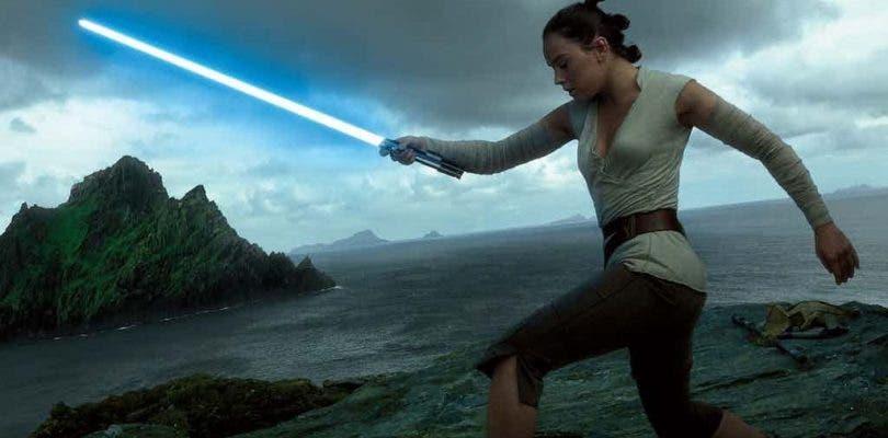 Siente la Fuerza con nuevas imágenes de Star Wars: Los Últimos Jedi