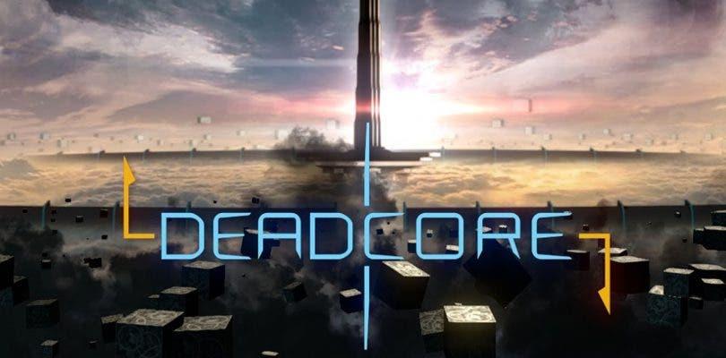 Grip Digital ha anunciado el lanzamiento de DeadCore en consolas