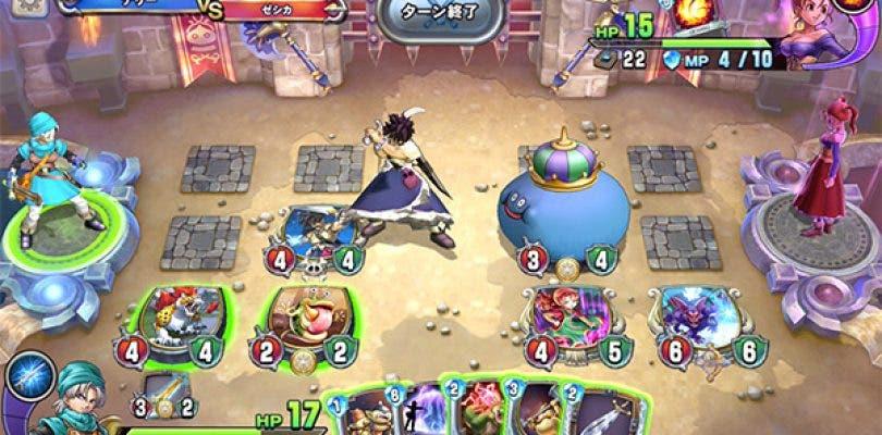 Dragon Quest Rivals Card Battle anunciado para teléfonos móviles