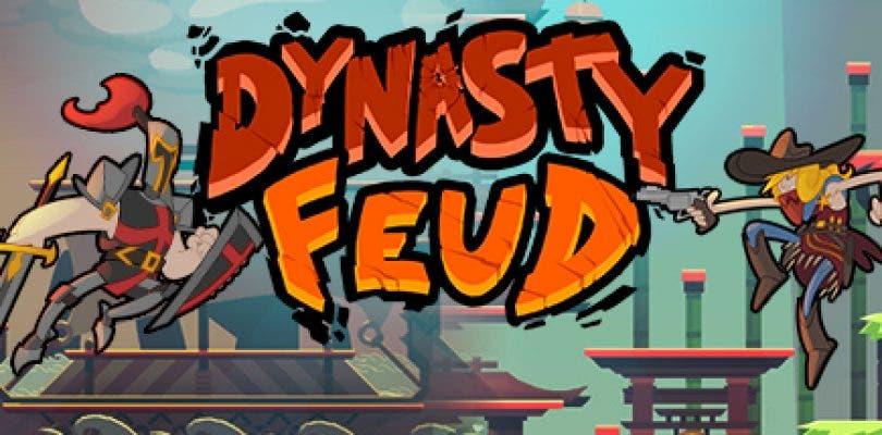 Dynasty Feud llegará mañana a Steam