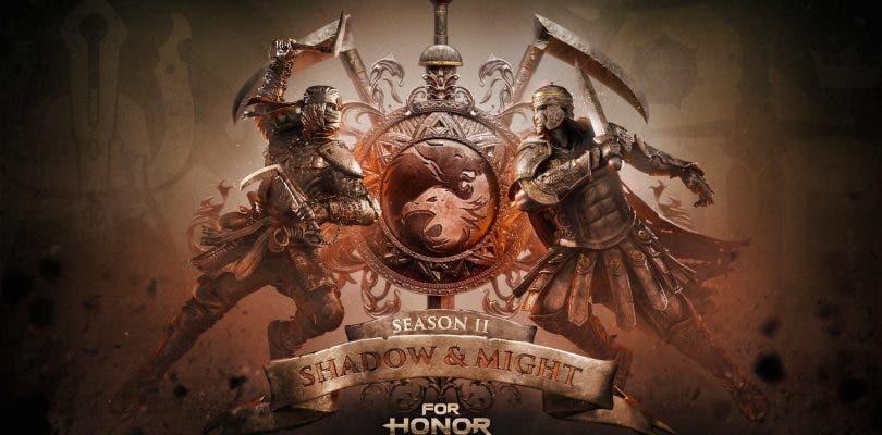 """For Honor estrena nuevo contenido hoy con """"Shadow and Might"""""""