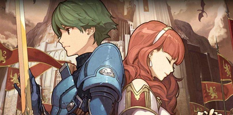 Fire Emblem Echoes: Shadows of Valentia podría ser el último en 3DS