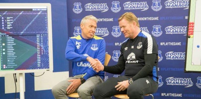 Koeman sufre la derrota más humillante en Football Manager