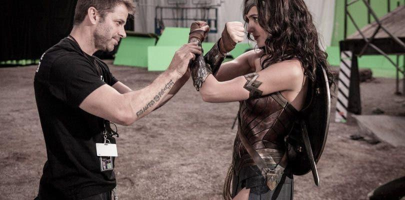 Zack Snyder salvó la carrera de Gal Gadot con Wonder Woman