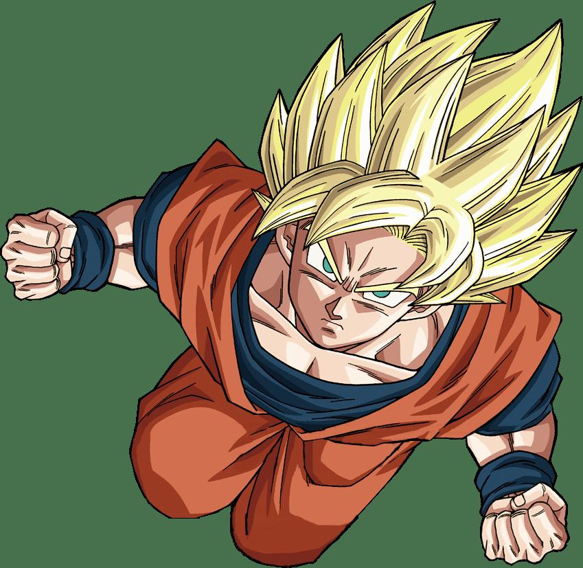 Las 22 transformaciones de Goku en Dragon Ball