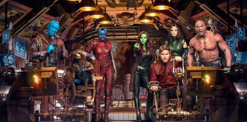 Guardianes de la Galaxia Vol. 2 supera los 100 millones en taquilla