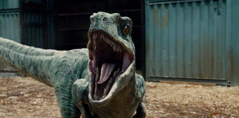 Jurassic World 2 saca a relucir su nuevo y espectacular logo