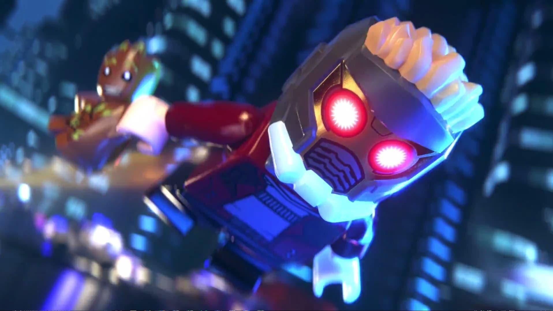 Imagen de Análisis LEGO Marvel Super Heroes 2