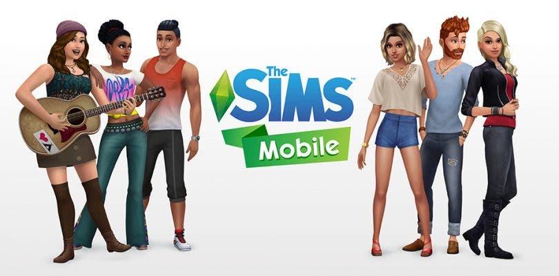 Los Sims Móvil ya puede ser descargado en iOS y Android