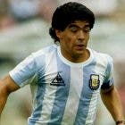 Maradona llega a un acuerdo millonario para Pro Evolution Soccer