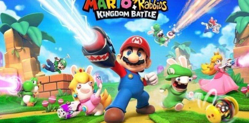Aparece una imagen del rumoreado Mario + Rabbids Kingdom Battle