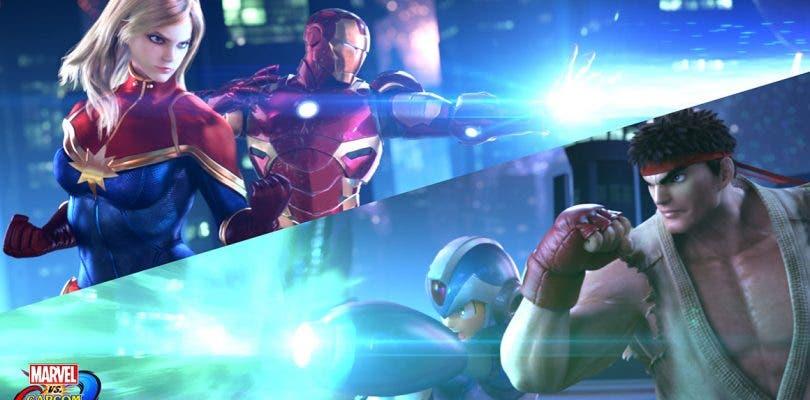 Posible filtración de los personajes de Marvel vs. Capcom: Infinite