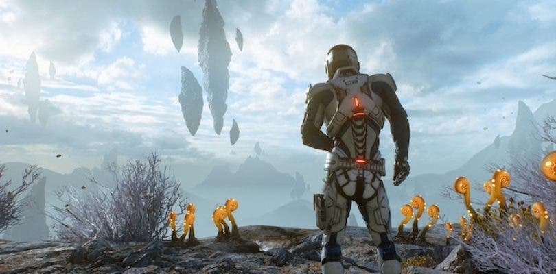 Parche 1.07 para Mass Effect Andromeda