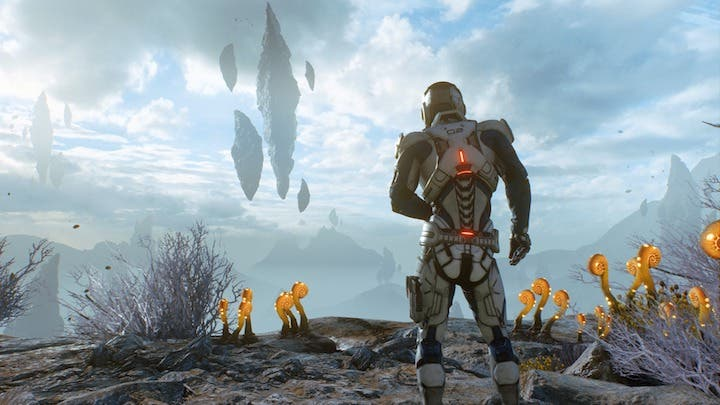 Parche 1.07 para Mass Effect Andromeda