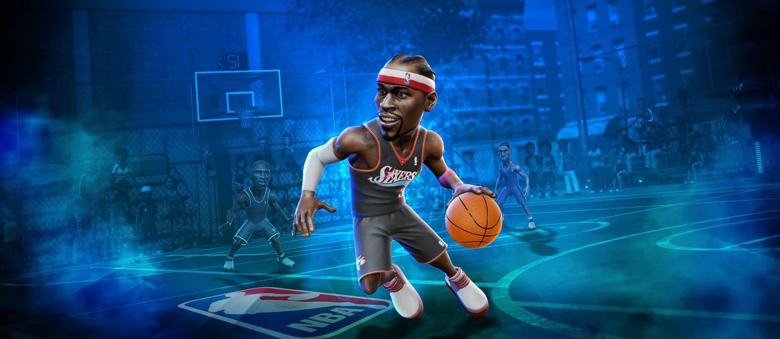 Imagen de Análisis NBA Playgrounds