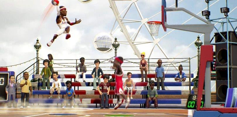 NBA Playgrounds para Switch llegaría en formato físico según Amazon