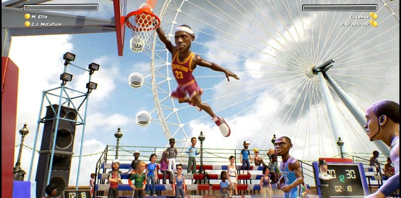 La secuela de NBA Playgrounds podría estar muy cerca de confirmarse