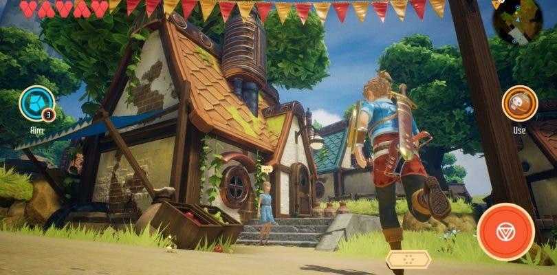 Oceanhorn 2 muestra material in game en un nuevo vídeo
