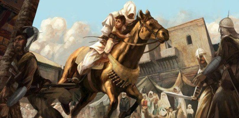 Primera imagen de Ba Yek, protagonista de Assassin's Creed: Origins