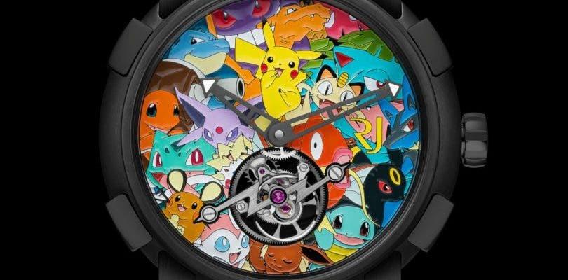 Este reloj de Pokémon cuesta unos 232.000€