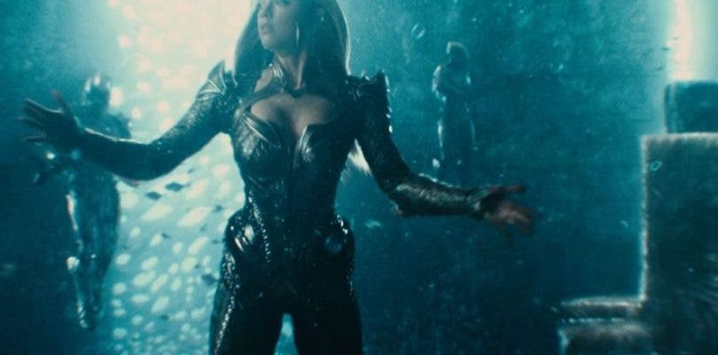 Mera electriza con su primera imagen en Aquaman