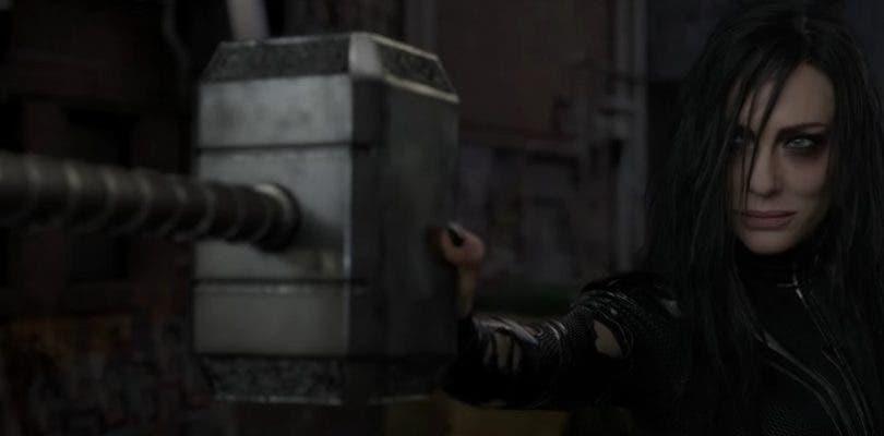 Hela muestra sus poderes en el nuevo tráiler de Thor: Ragnarok