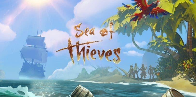 Nos deleitamos con una hora de gameplay en 4K de Sea of Thieves