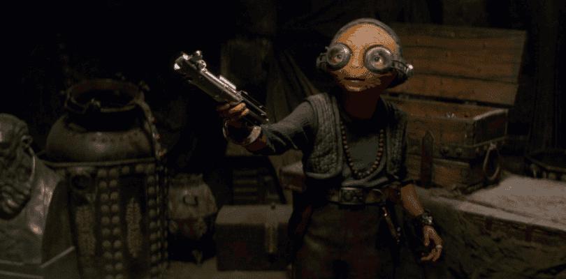 Se revela el origen del sable de Rey en Star Wars: Los Últimos Jedi