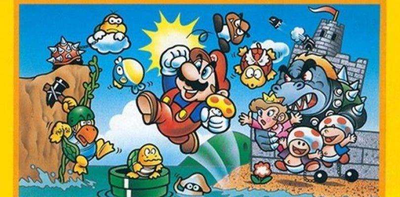 Super Mario Bros. es el mejor juego japonés de acción según Famitsu
