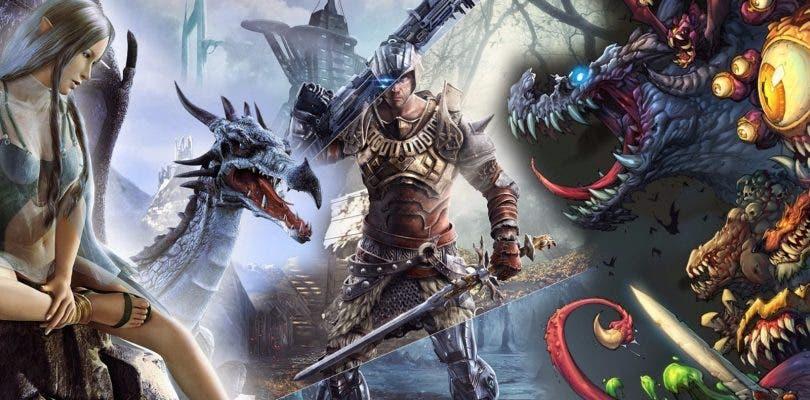 Los títulos de THQ Nordic se encuentran de oferta durante el fin de semana en Steam