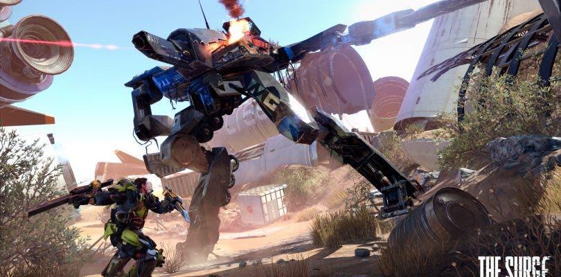 The Surge se beneficiará de la potencia de Xbox One X