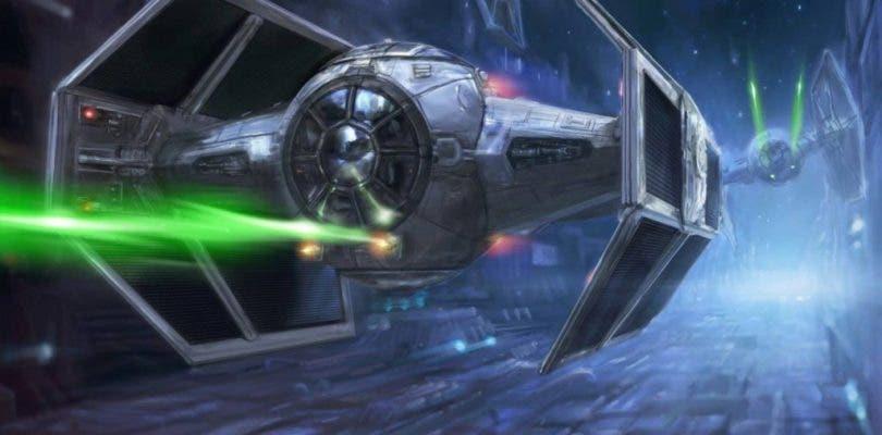 Este será el nuevo caza de Kylo Ren en Star Wars: Los Últimos Jedi