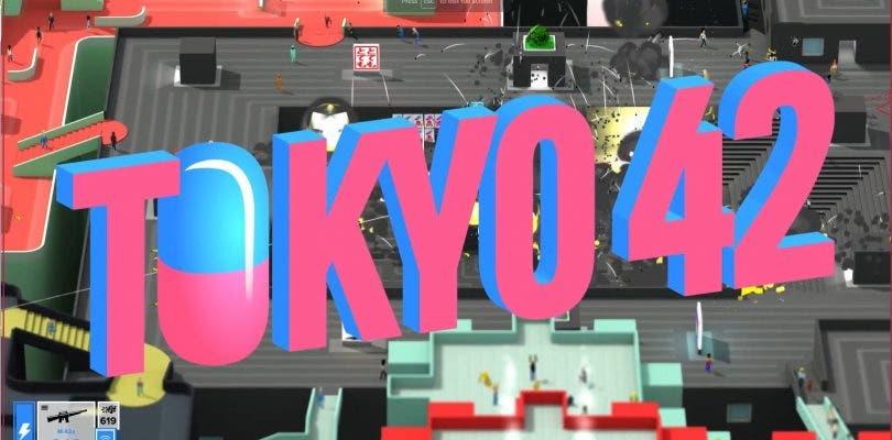 Tokyo 42 sale hoy a la venta para Steam y Xbox One