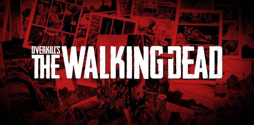 Retrasado el juego de The Walking Dead de Overkill hasta 2018