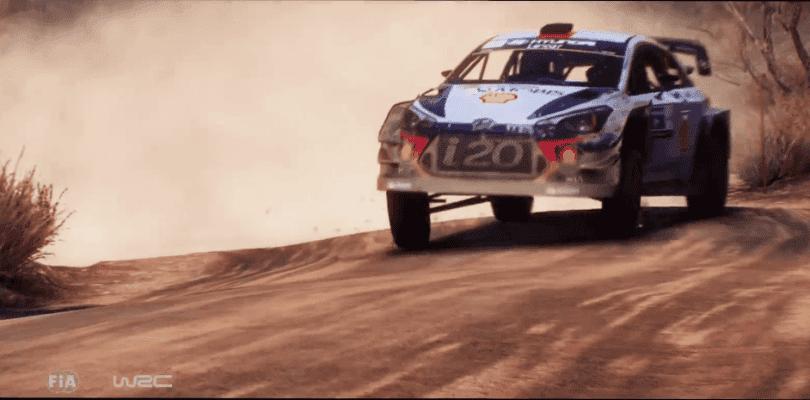 Anunciado WRC 7 para este mismo año