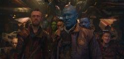 Los Guardianes de la Galaxia y los Vengadores se pueden comunicar