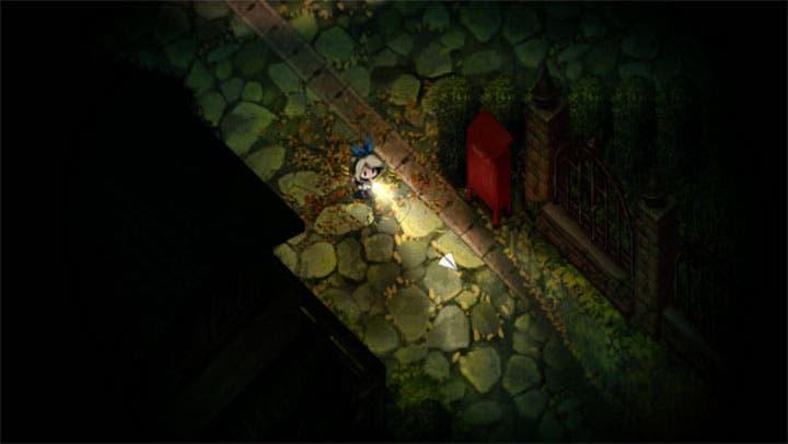 Captura de pantalla de Yomawari: Midnight Shadows