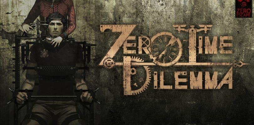 Zero Time Dilemma llegará a PlayStation 4