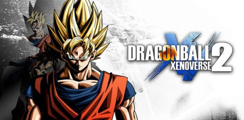 Dragon Ball Xenoverse 2 para Nintendo Switch llegará este otoño