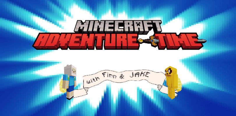 Hora de Aventuras llegará pronto a Minecraft
