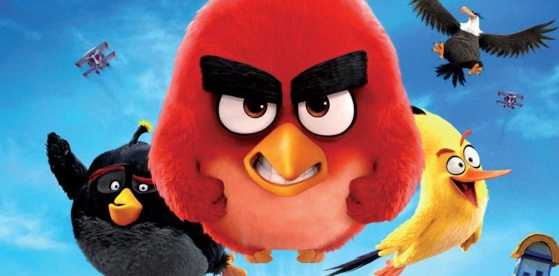 El invierno se acerca en el primer tráiler de Angry Birds 2: La Película