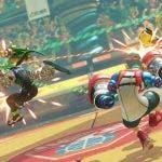 Nintendo muestra un pequeño teaser del próximo luchador de ARMS